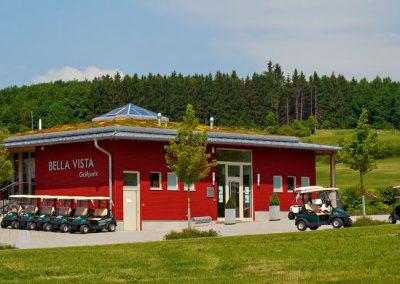Bella Vista Golfpark - Treffpunkt