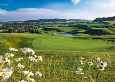 Bella Vista Golfpark - Grün 11