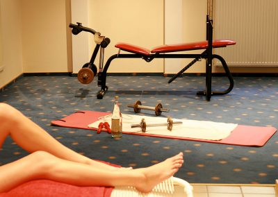 Fitness im Hotel St. Leonhard in Bad Birnbach