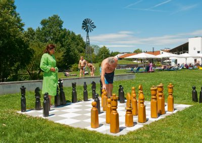 Rottal Terme - Schach in der Thermenwelt