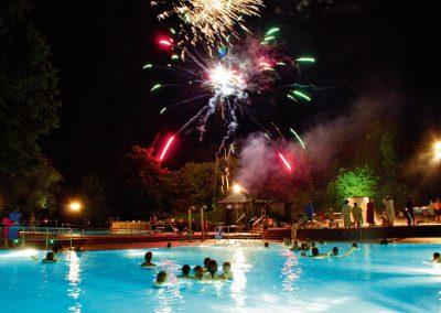 Rottal Terme - Thermennacht mit Feuerwerk