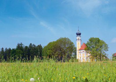 Bayerbach - Kirche Langwinkl