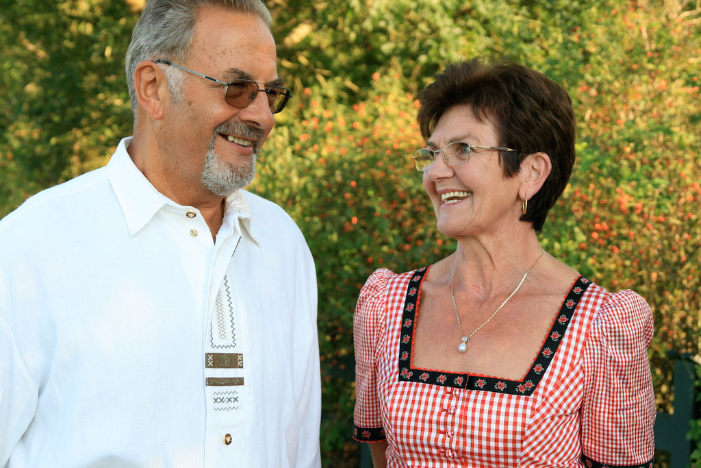 Elfriede und Walter Sommer