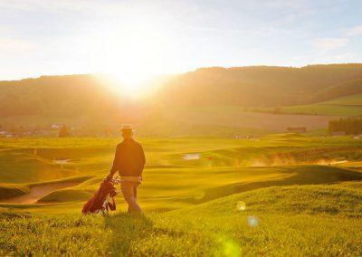 Bella Vista Golfpark - Sonnenaufgang