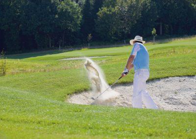 Bella Vista Golfpark - Bunker