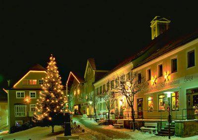 Bad Birnbach - Alte Hofmark zur Weihnachtszeit