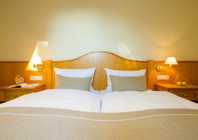 Himmlisch Schlafen im Hotel St. Leonhard