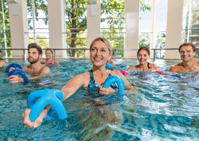 Aqua Fit Wassergymnastik