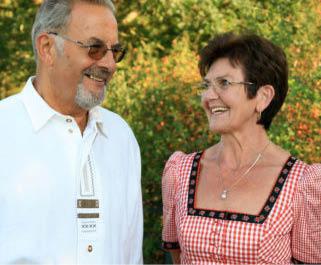 Elfriede und Walter