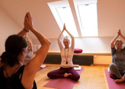 Yoga mit Lena Sommer in Bad Birnbach